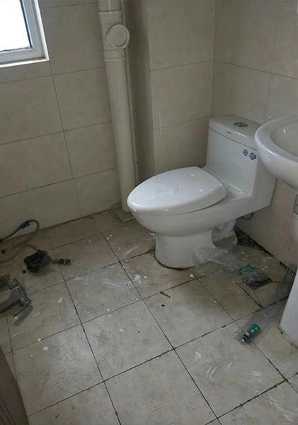 保潔服務提供工程開荒保潔(圖1)