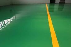 地坪漆是由什么物质组成的?