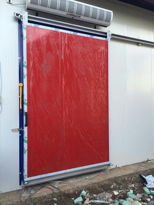 【图文】西安冷库门在冷库中的优化方式_关于冷库门的选择注意事项