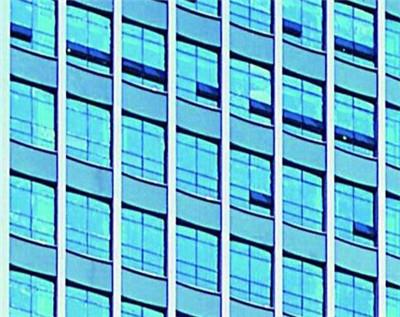 单元式玻璃幕墙