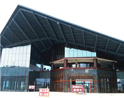 李庄游客中心
