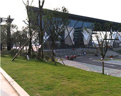 李庄游客中心2