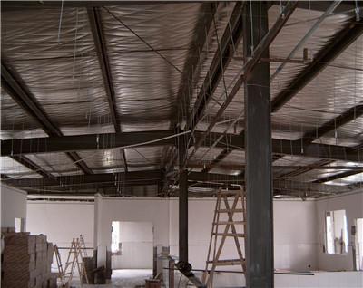 龙泉医院-钢结构1400㎡