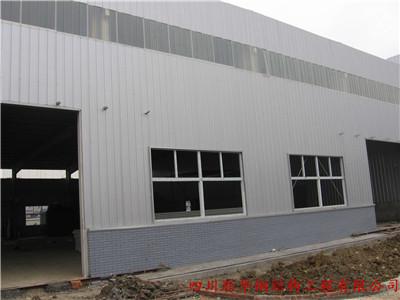 德阳耐火材料厂新建厂房