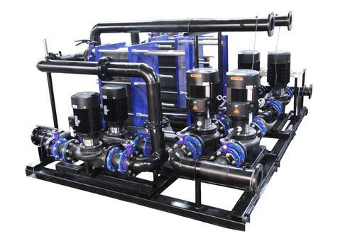 新疆换热机组半即热式换热器是什么样的换热器