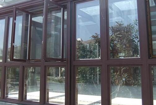 断桥铝防盗门窗的安装步骤