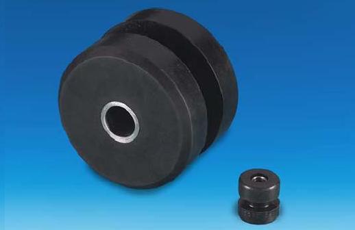 橡胶减震器和弹簧减震器有什么区别