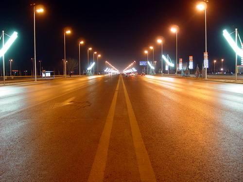 新疆道路照明之城市庭院灯对夜景照明的影响