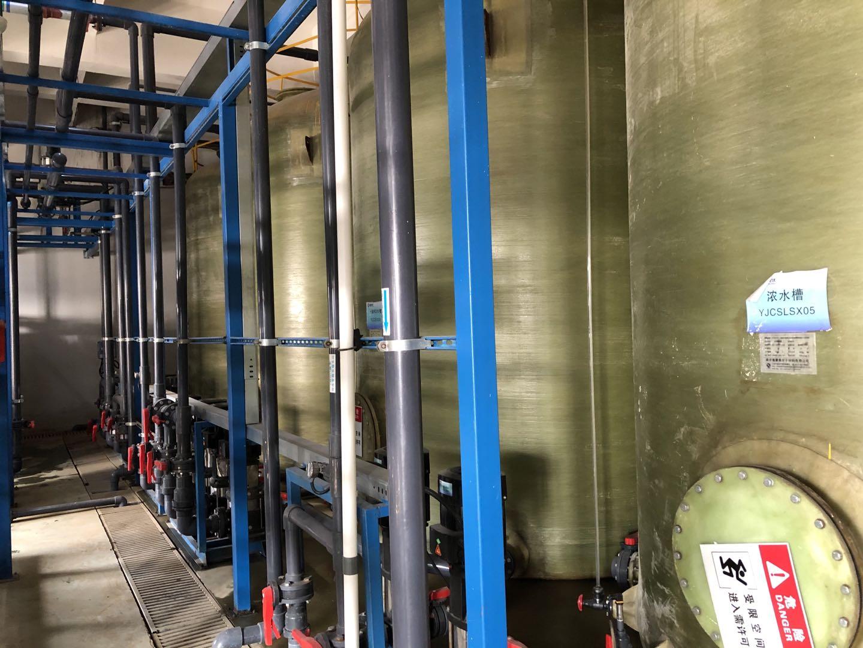 纯水设备优点和特点