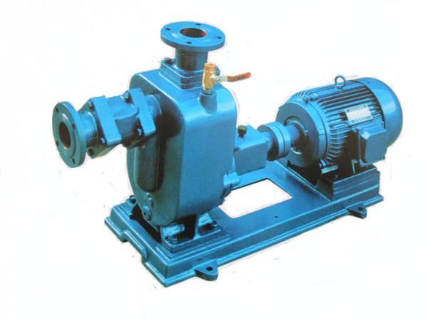 自吸式排污泵怎么灌引水