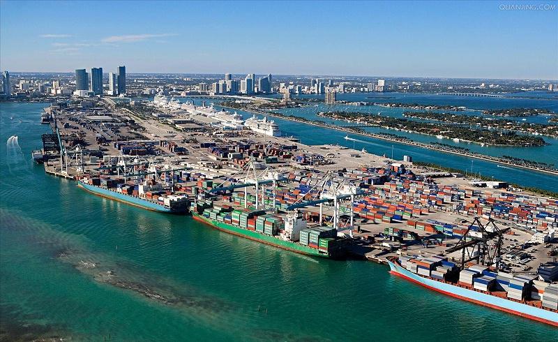 内贸海运和进出口海运有什么区别?