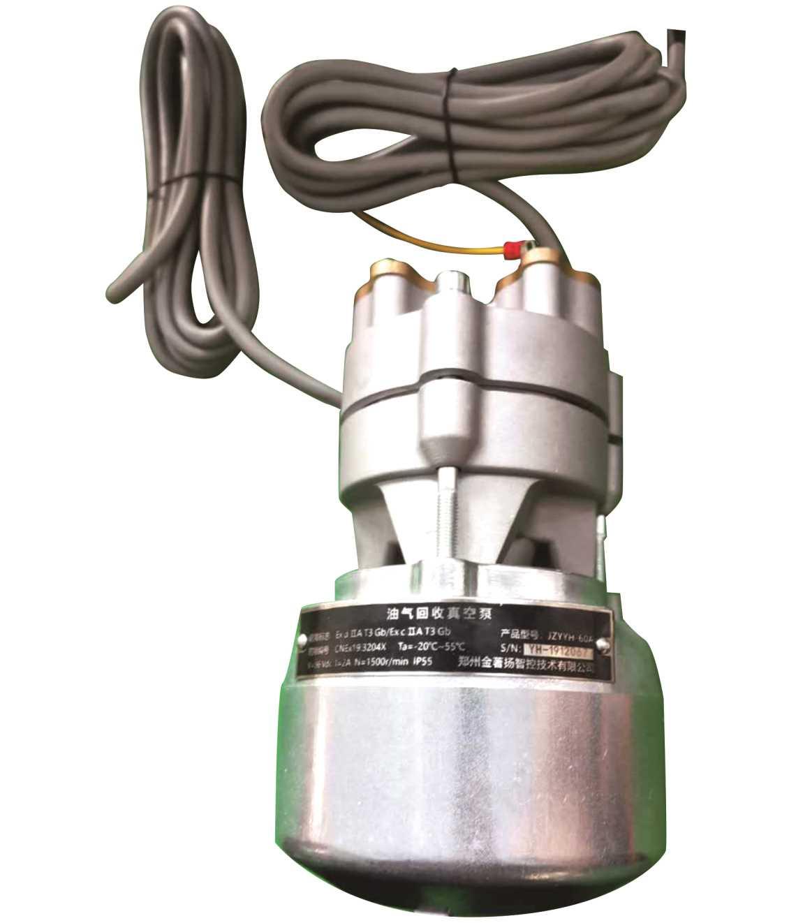 油气回收泵:油气回收的意义