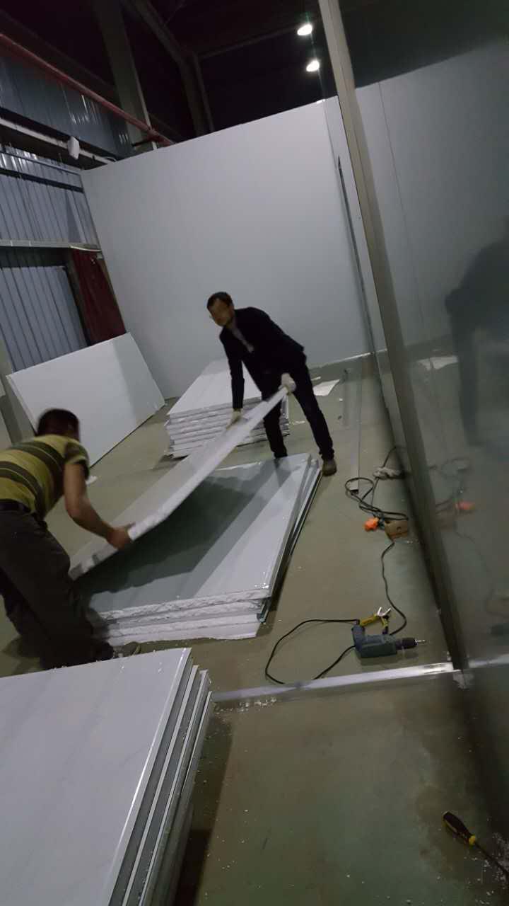 云南净化板安装
