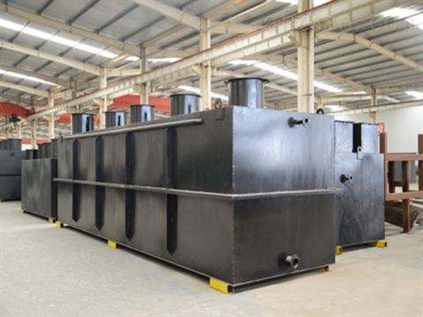 如何将能源控制系统应用于一体化的食品废水处理设备