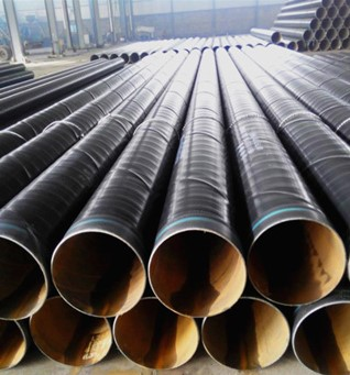 3PE防腐钢管的质量测试实验结果特点