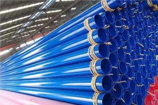 涂塑钢管广泛被应用的优点