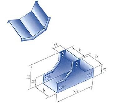 XQJ-C-3C下垂直等径三通