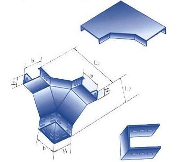 XQJ-C-3F上角垂直等径三通