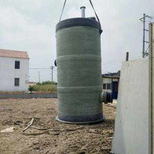 一体化智能集成预制泵站组成元素解答