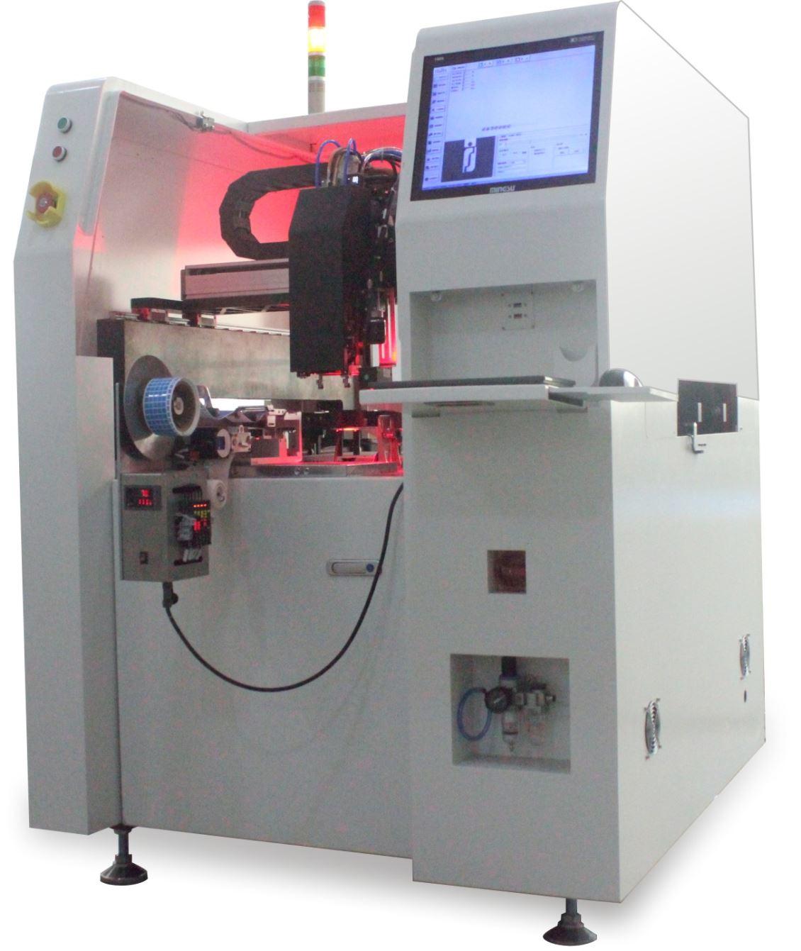 SMT贴片机,全自动贴标机,SMT生产线,视觉点胶机,SMT自动点胶机