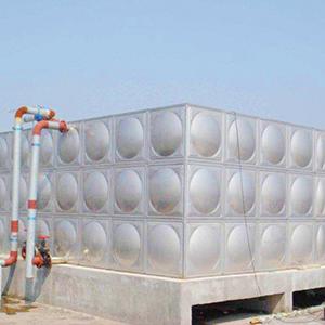 汇鸿供水小课堂--箱泵一体化的运行原理是什么?
