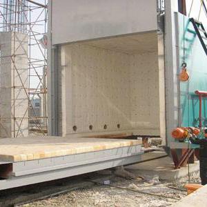 大型全纤维燃气台车炉在使用后的作用是什么?