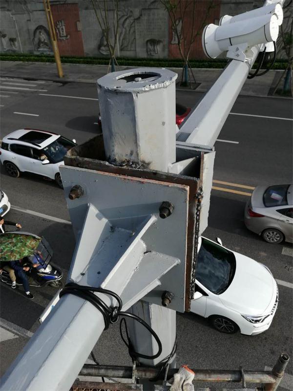 電子警察智能監控系統