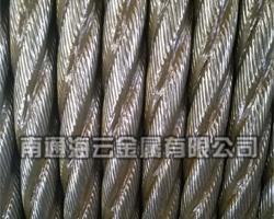 买钢丝绳选专业的钢丝绳厂家-南通海云金属制品