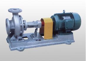高温水循环泵性能和安装