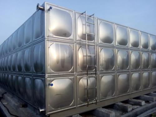 不锈钢方形水箱如何保温?