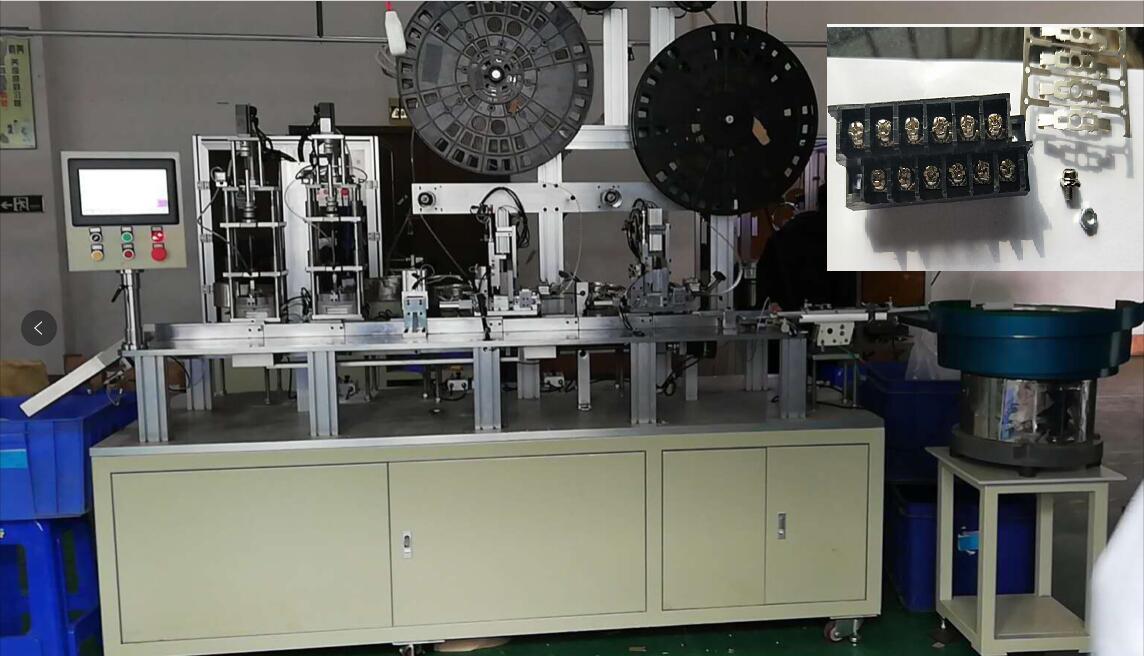 自动组装机的机械夹手腕部设计与基本要求